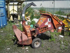REF 144 - Arbor Eater 140 TM chipper For Sale