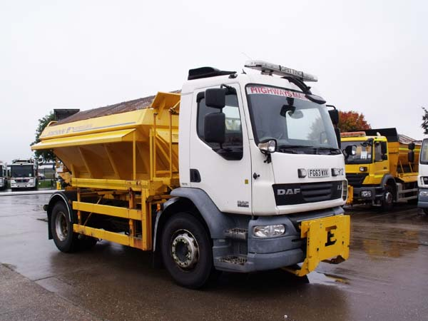 Ref: 11 - 2013 DAF LF55.220 Econ gritter For sale
