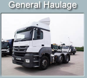 General Haulage Vehicles For Sale