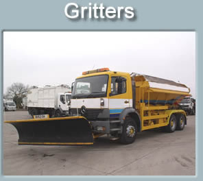 Gritters For Sale