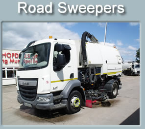 Road Sweepers For Sale