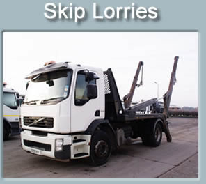 Skip Lorries for sale
