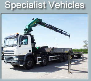 Specialist Vehicles For Sale