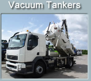 Vacuum Tankers For Sale