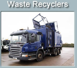 Waste recyclers for sale