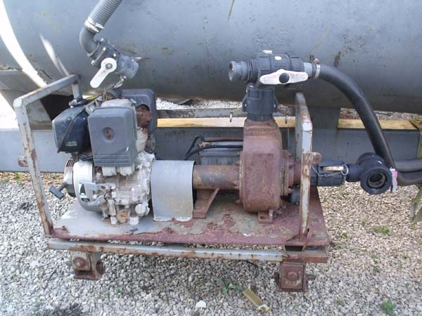Ref: 66 - Bowser Tanker Trailer For Sale
