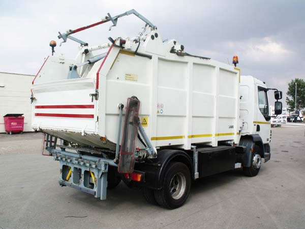 Ref: 68 - 2012 DAF 12 Ton Refuse Truck For Sale