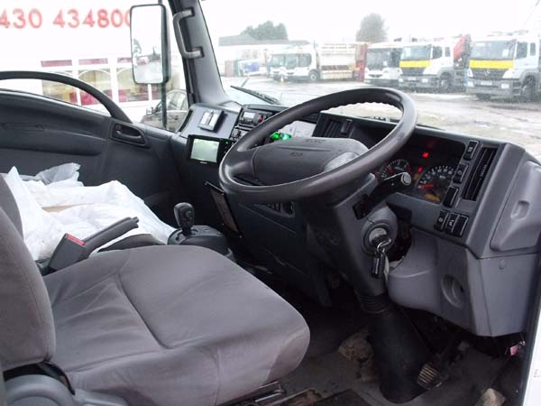 Ref: 35 - 2012 Isuzu Farid Refuse Truck For Sale