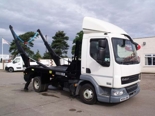 Ref: 72 - 2014 DAF Fridge Lorry For Sale