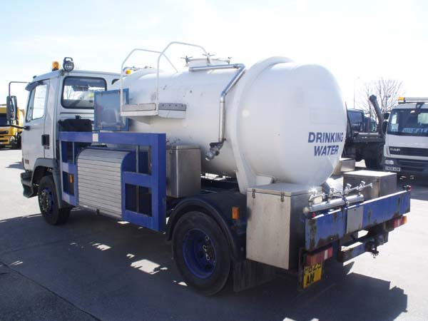 Ref: 25 - 1997 DAF Drinking Water Tanker For Sale