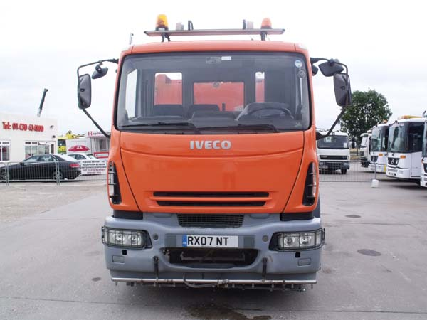 Ref: 11 - 2007 Iveco Scarab Mistral Road Sweeper For Sale
