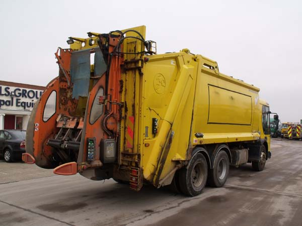 Ref: 34 - 2006 Dennis Elite 2 Twinpack 20 Refuse Truck For Sale