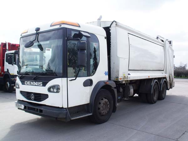 Ref: 11 - 2010 Iveco Scarab Mistral Road Sweeper For Sale