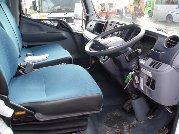 Ref: 12 - 2014 Mitsubishi Hybrid Diesel Electric For Sale