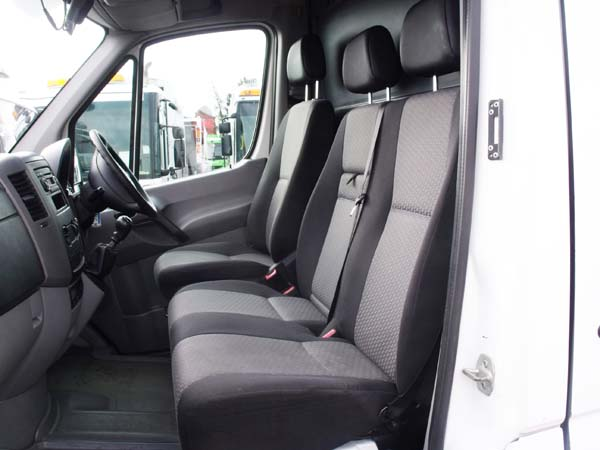 Ref: 135 - 2011 VW Crafter CR50 TDI Van For Sale