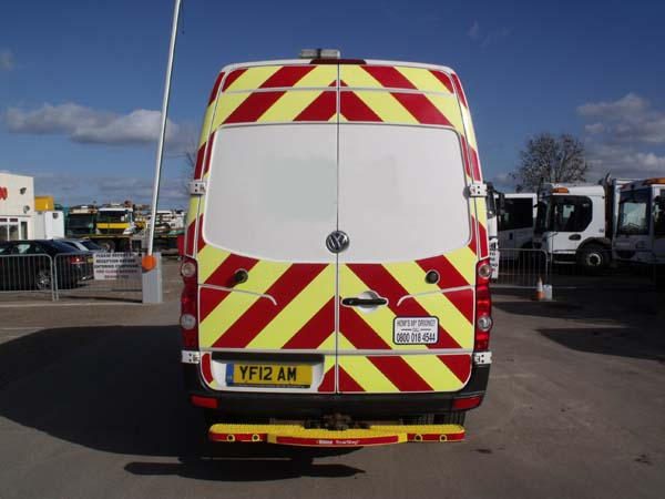 Ref: 68 - 2012 VW Crafter CR50 panel van For Sale