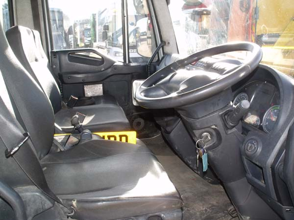 Ref: 08 - 2012 Fiat Ducato Service Van For Sale