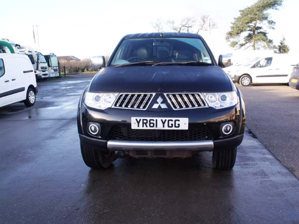 Ref: 52 - 2011 Mitsubishi L200 Trojan pickup For Sale